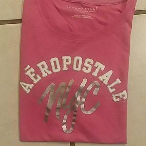 aeropostale tshirt sz l